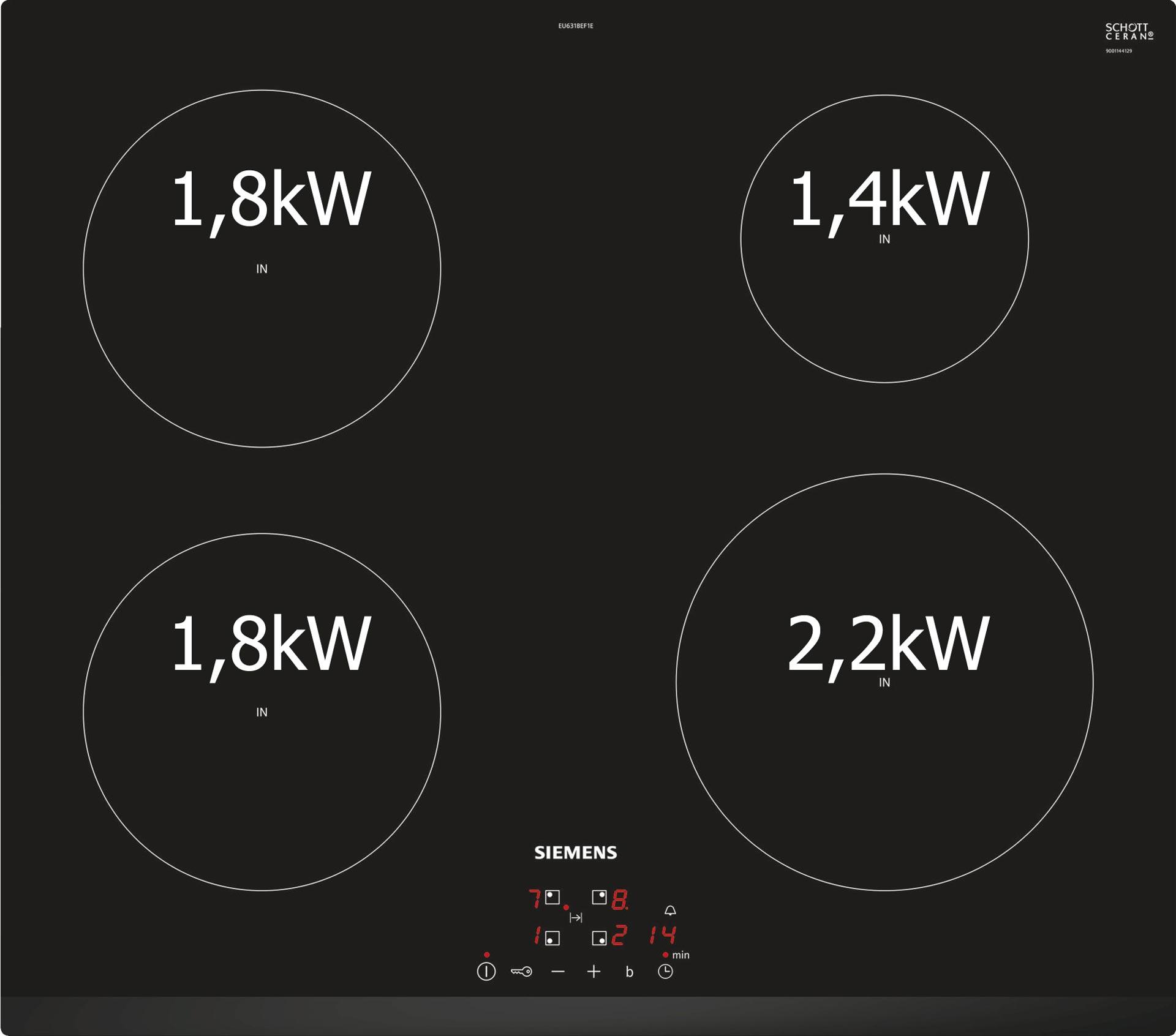 podłączyć płytę indukcyjną pod 230V